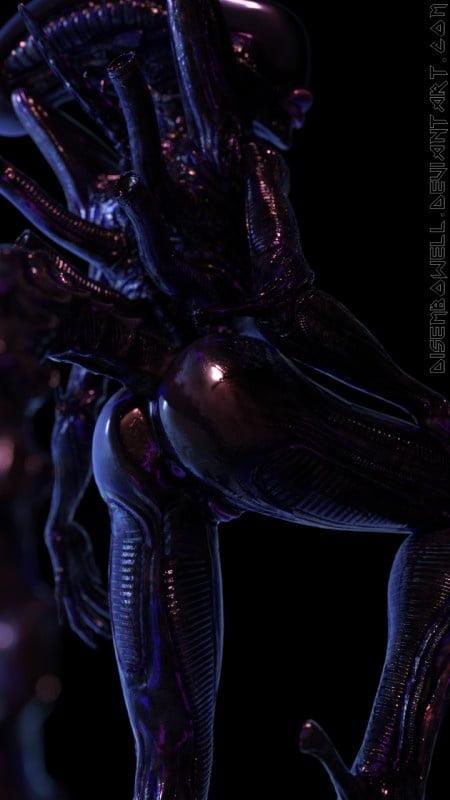 Cartoon porn alien-4094