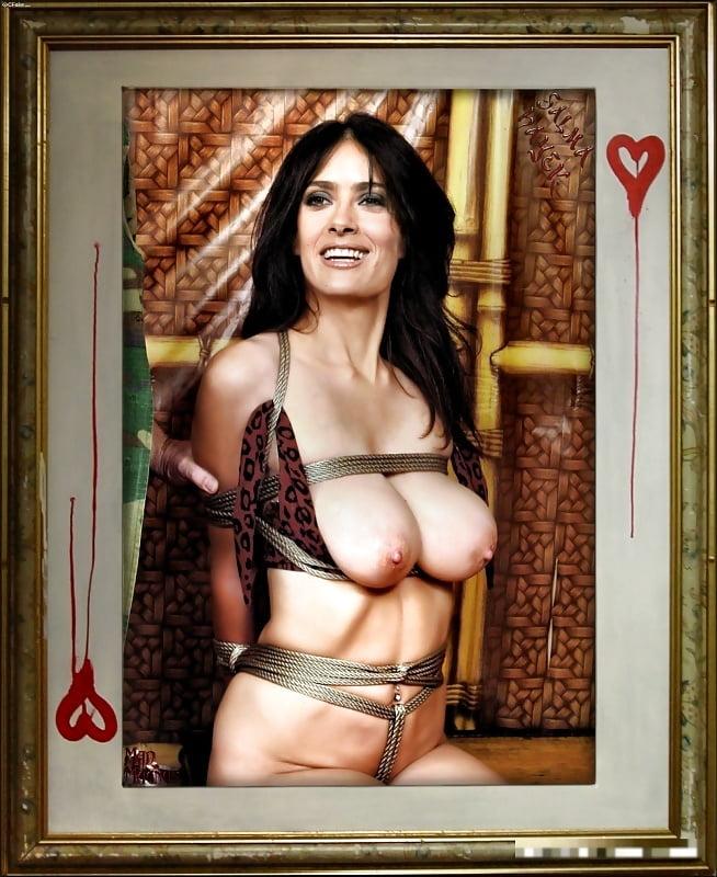 Salma hayek in bondage — img 4