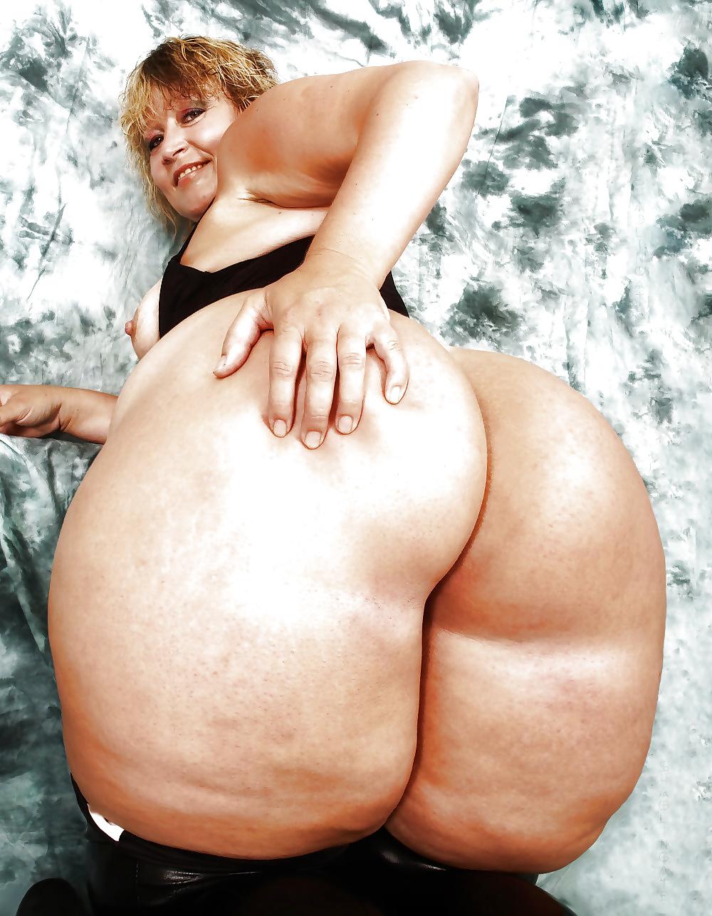 Model who wants world's biggest bum reveals how she grew six foot rear