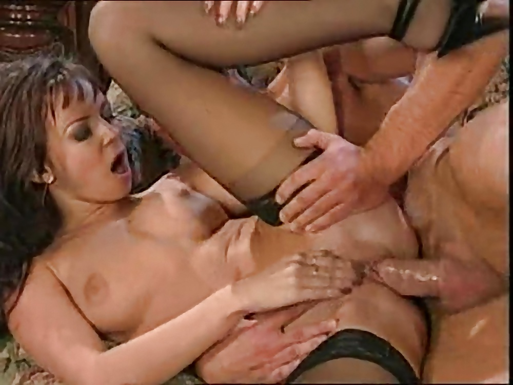 Valentina blue black stockings sex