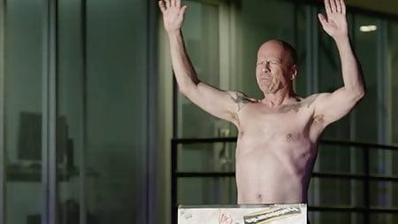 willis desnudo bruce Gay