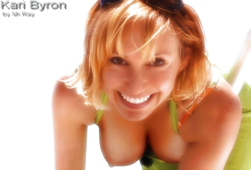 Kari byron ass crack — photo 13