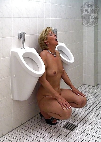 Bareback Glory Hole Sex In Public Toilet Tmb