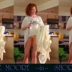 Julianne Moore  nackt