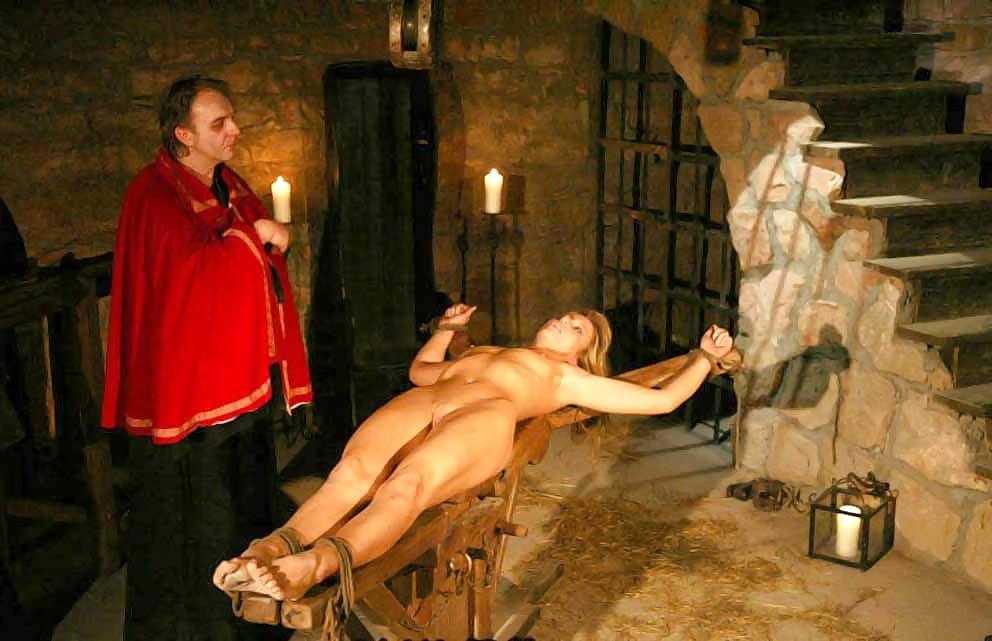 Medieval torture bdsm