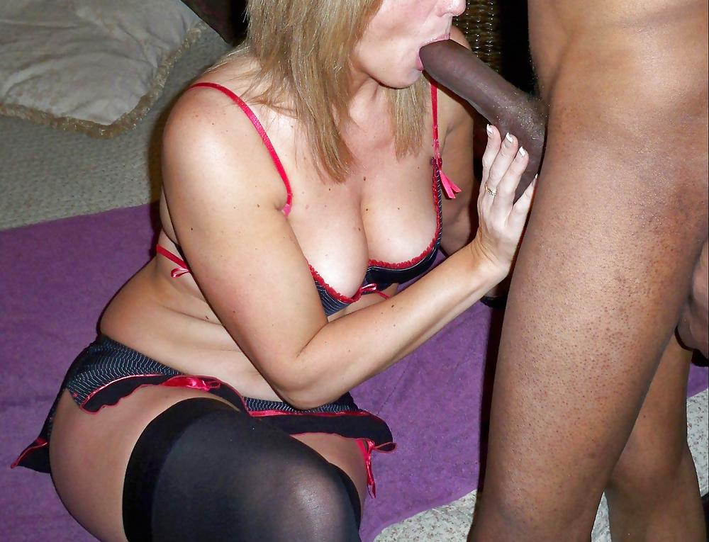 Married woman black cock