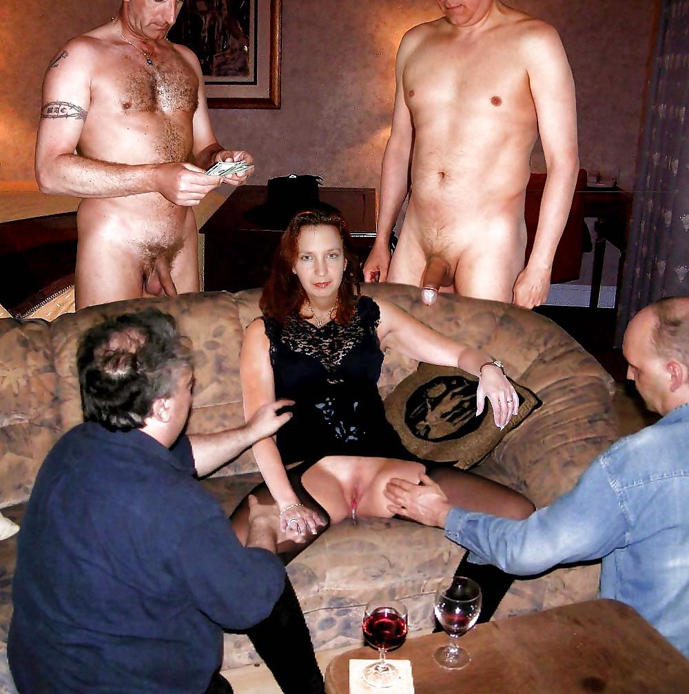 Порно пустили по кругу пьяные