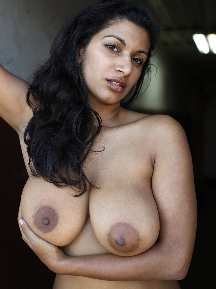 Nude woman of india