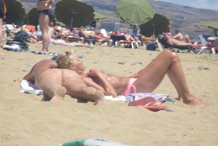 Sex beach gran canaria Maspalomas dunes