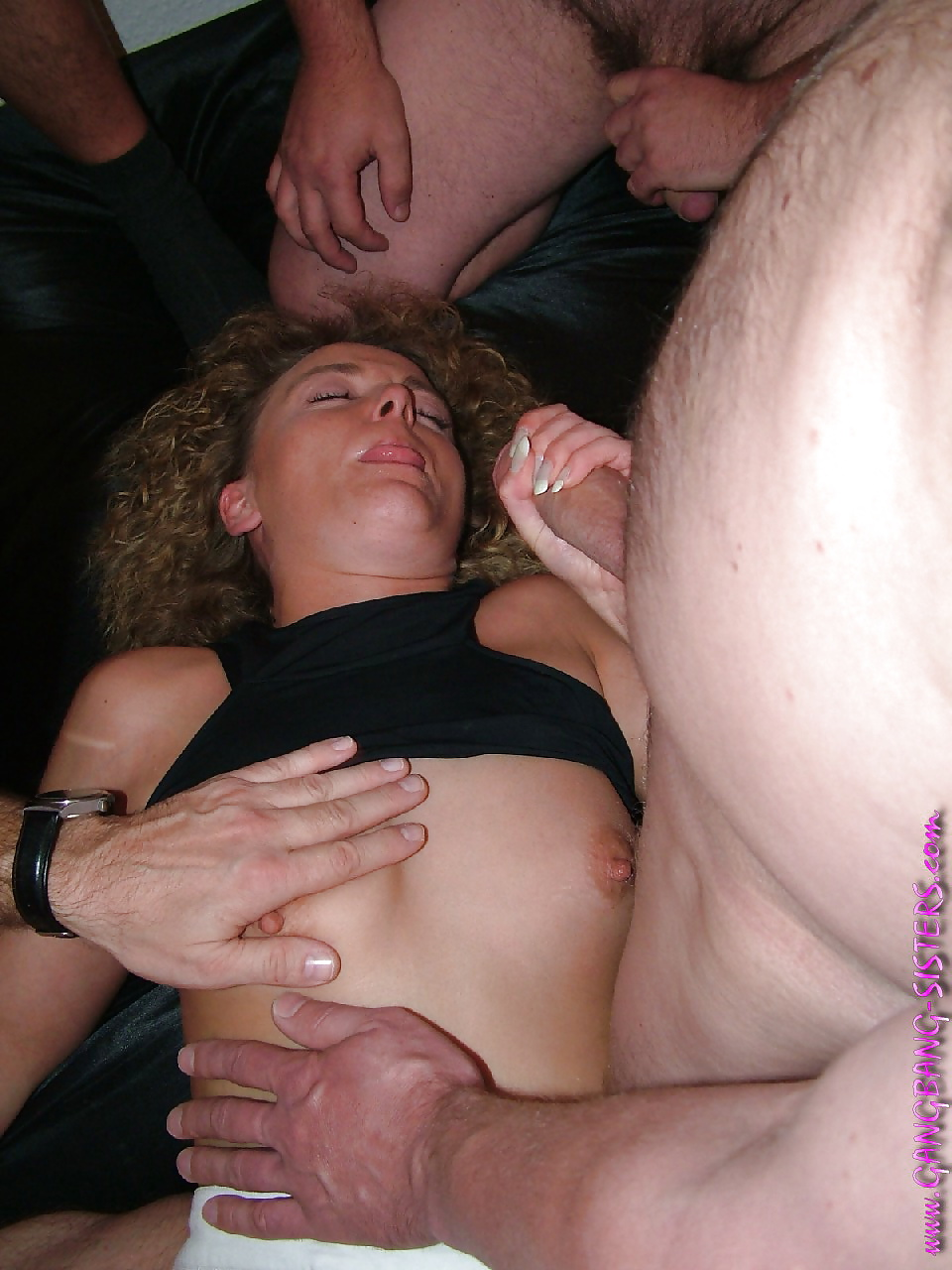 Private party gangbang