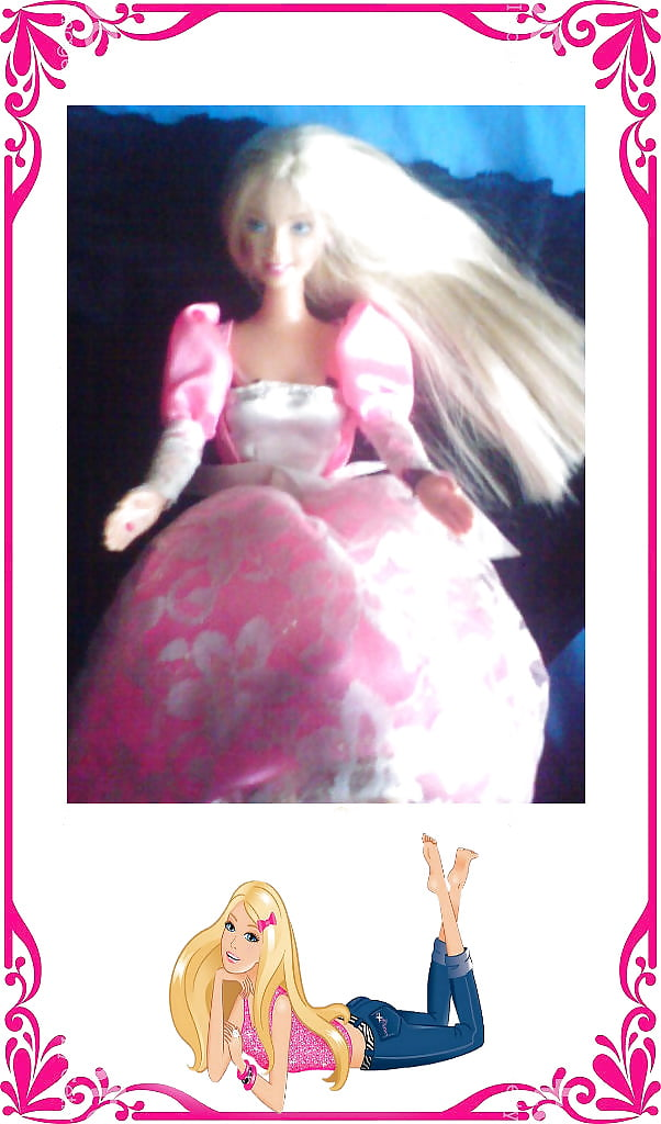 My barbie princess i like my dick