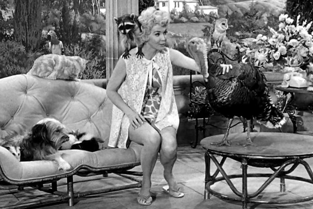 Vintage donna douglas