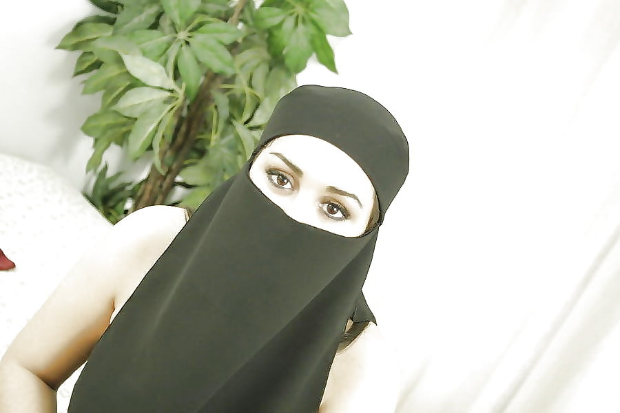 Арабская шлюха в парандже
