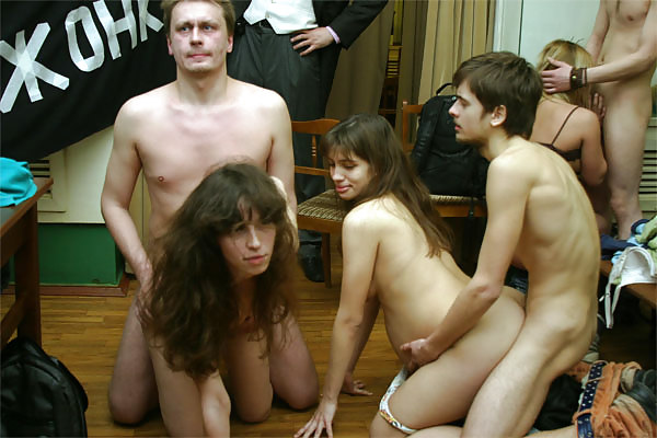 Pussy Riot Porn