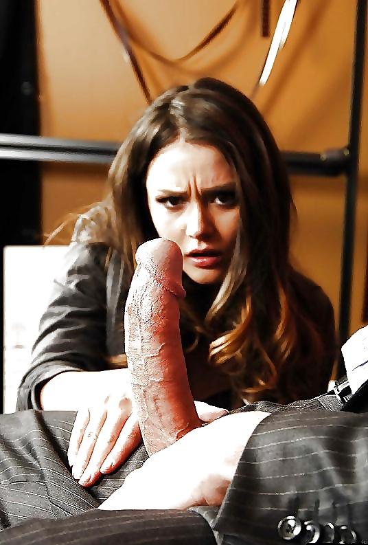 Sexy pornstar woman realy enjoy banging long hard cock mov