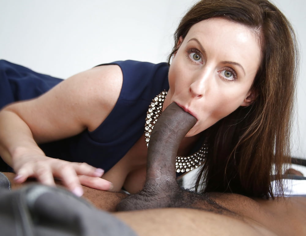 Milfs sucking big dick touches