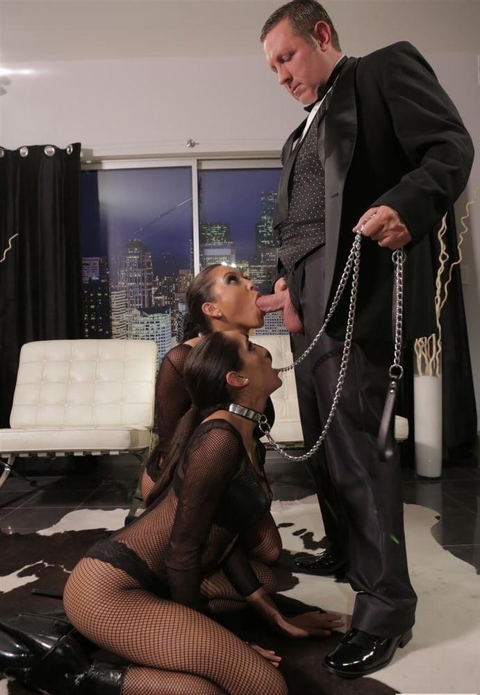 Slut sex slave and master