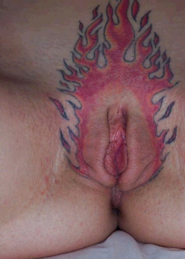 Free Close Up On Pussy, Tattoo Pictures