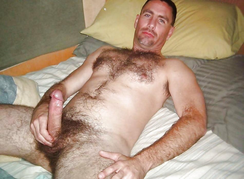 Real married men hairy guys