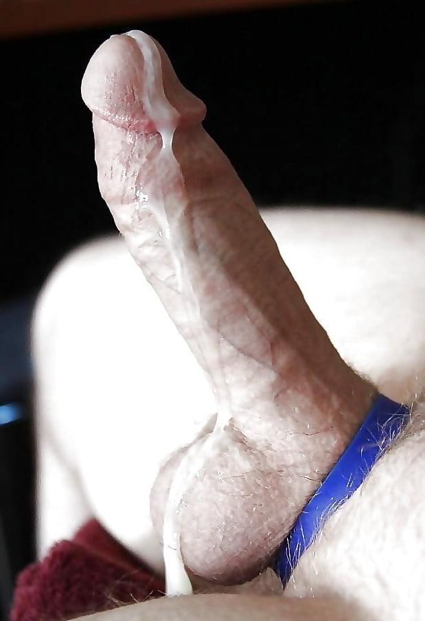 Long cock cumming