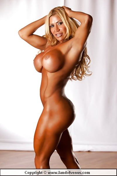 Miss nude fitness models