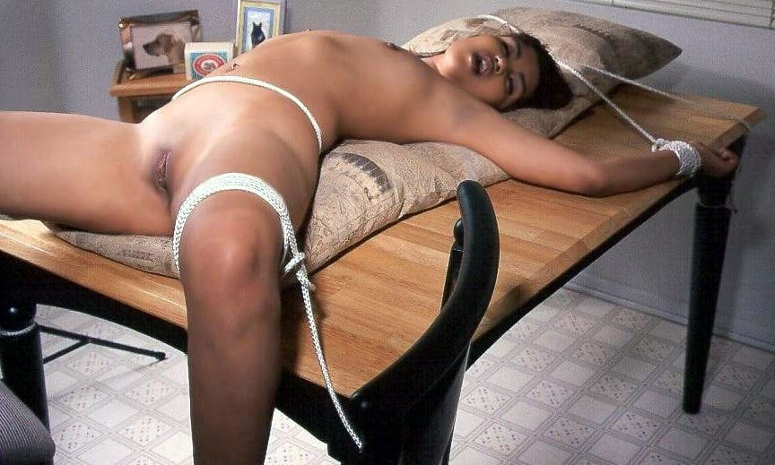Sex on table xxx
