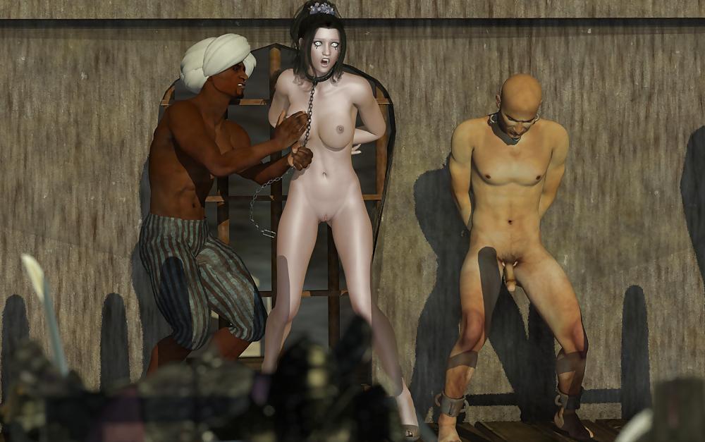 Slave Market Pics