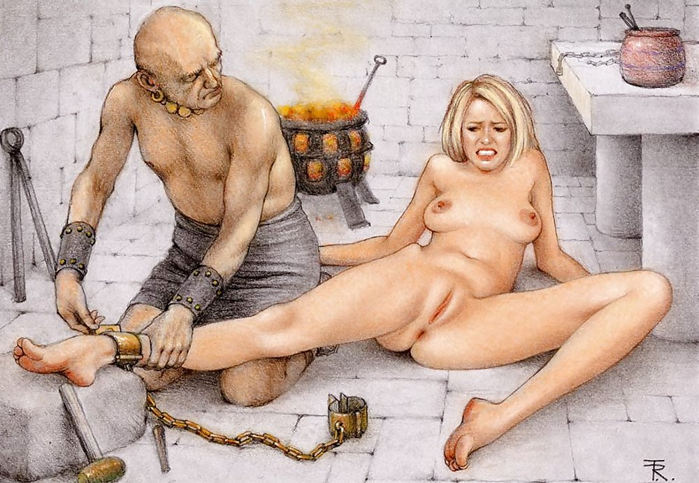 Bdsm Slave Artwork