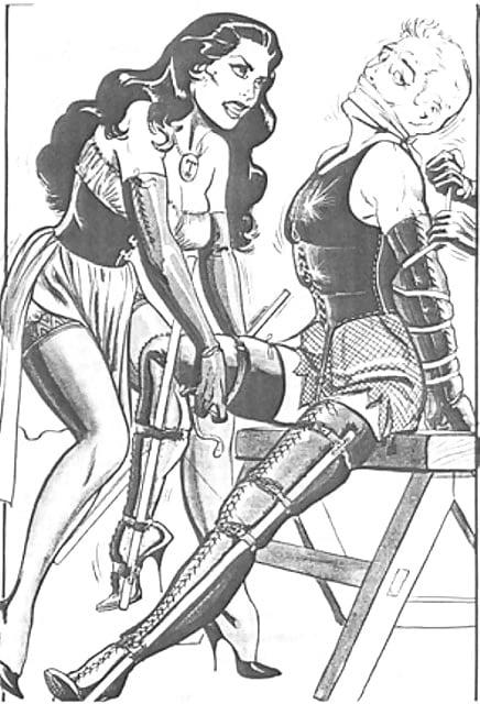 Mcmahon illustrated femdom erotica stories girl