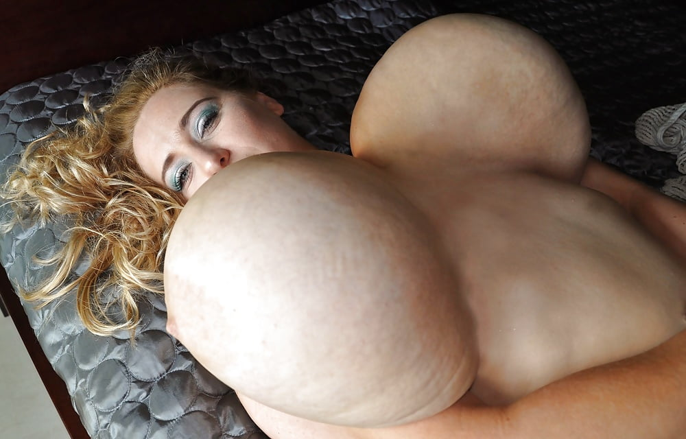 Fored massive tits videos