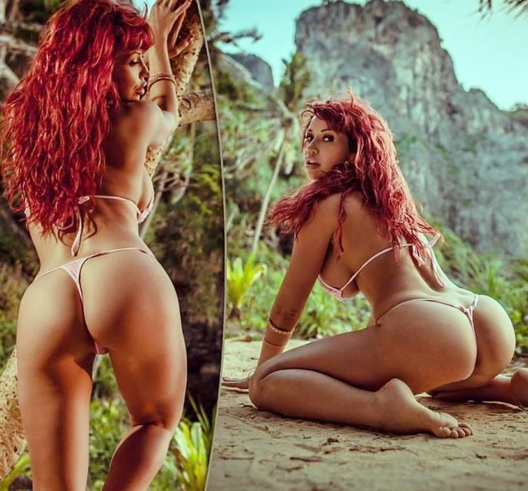 Sexy trish stratus red lingerie stacy kieblier