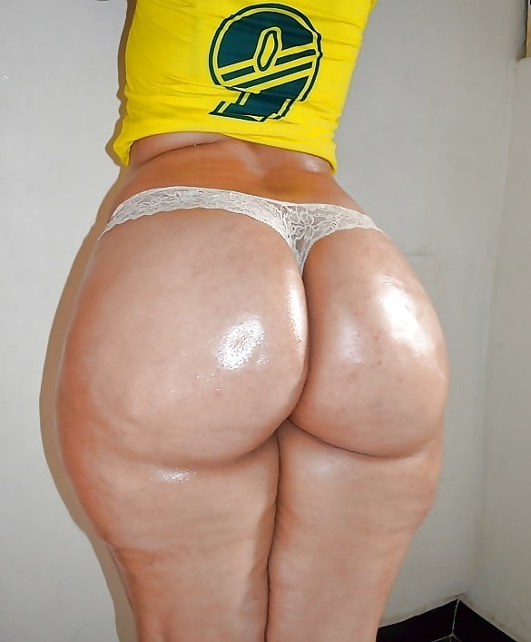 Phat Oiled Ass
