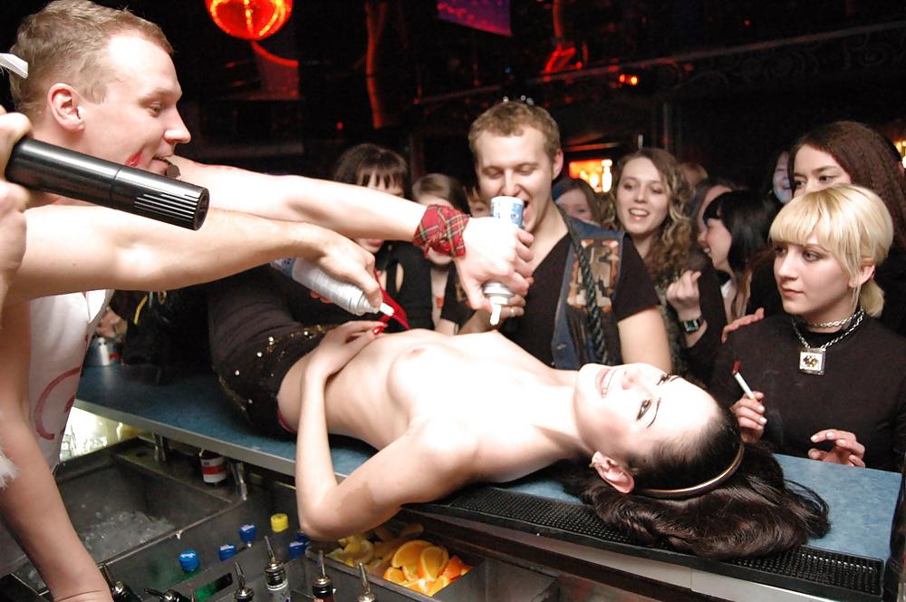 Эротические конкурсы на дискотеках, свежие фото красивых порно женщин