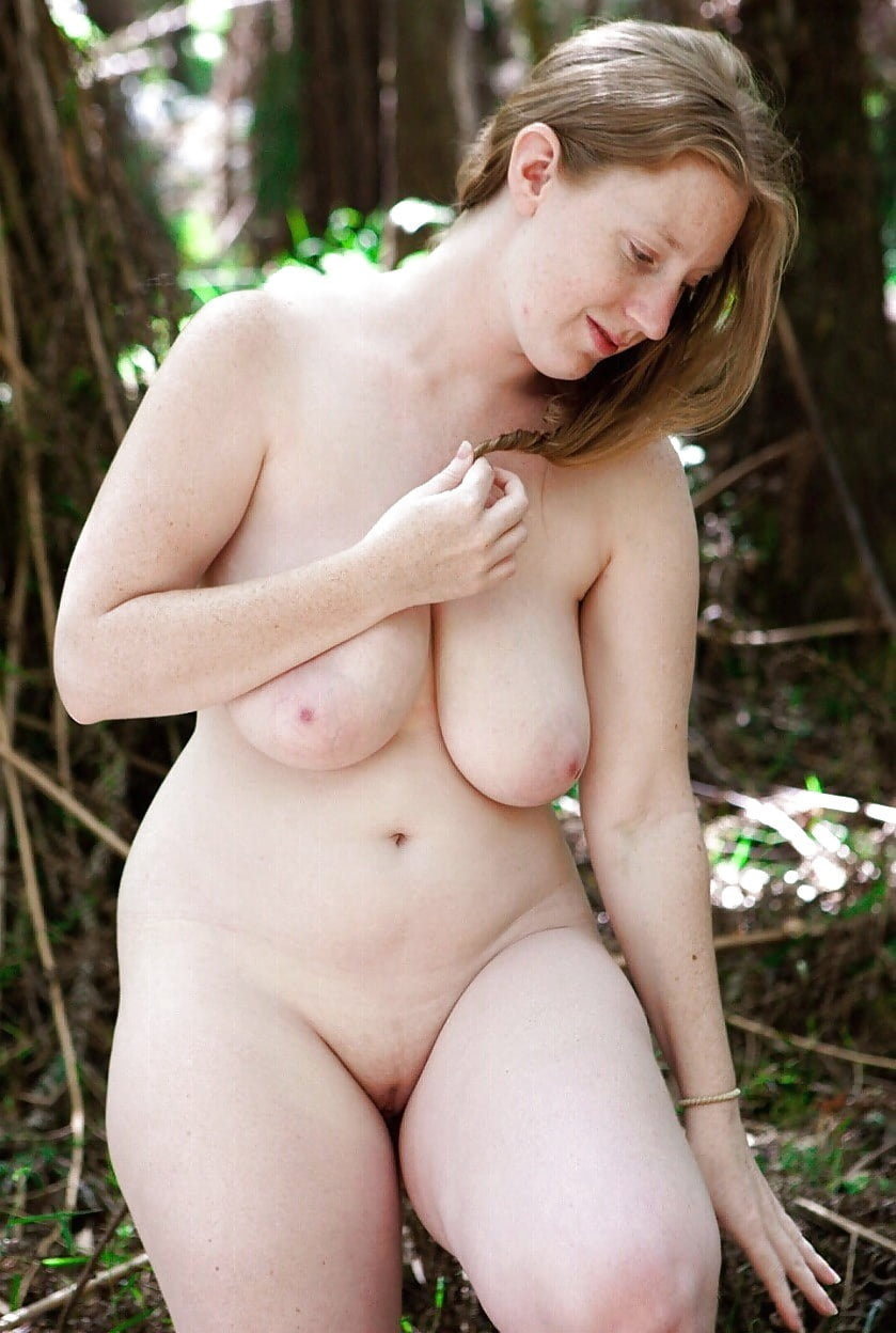 Mom chubby natural big tits milf loves to play