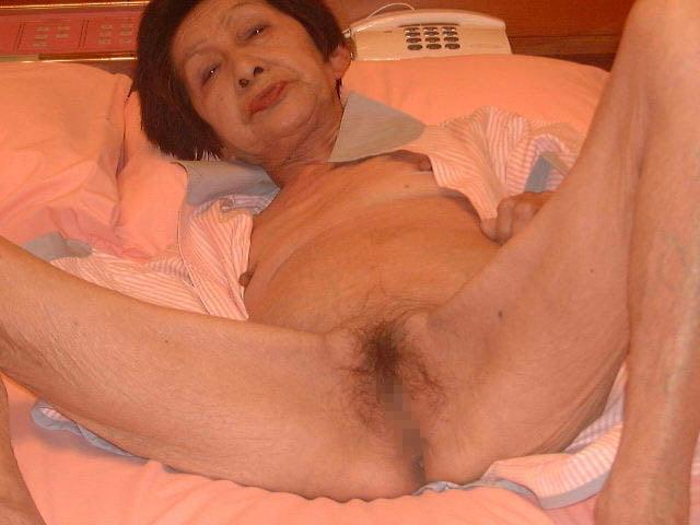 asian-naked-grandma