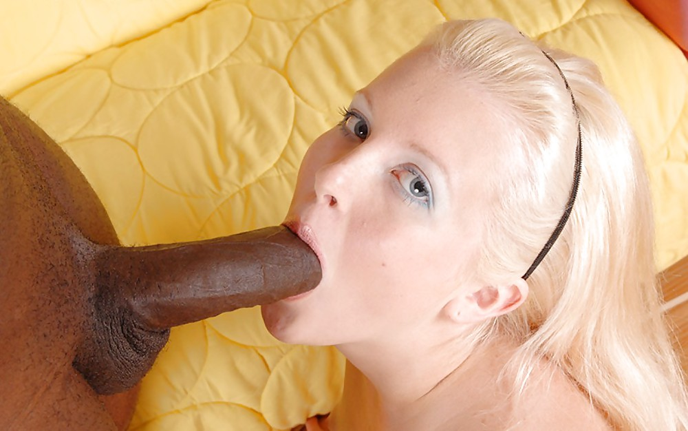 Tight Black Girl Heidi Waters Gets Her Cute Face Painted With Sperm After Interracial Pov Blowjob