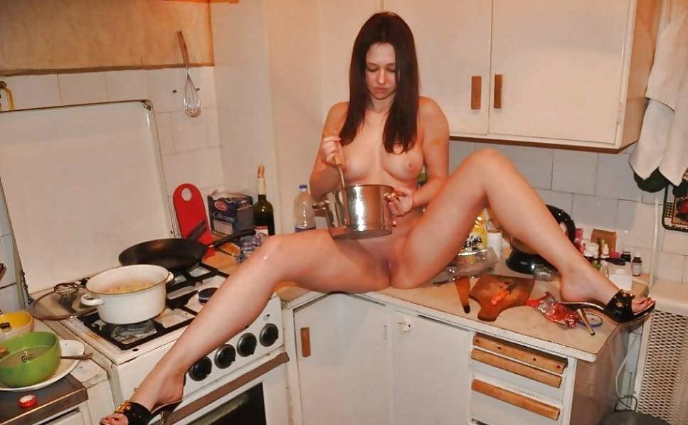 интим на кухне фото умелая искусная