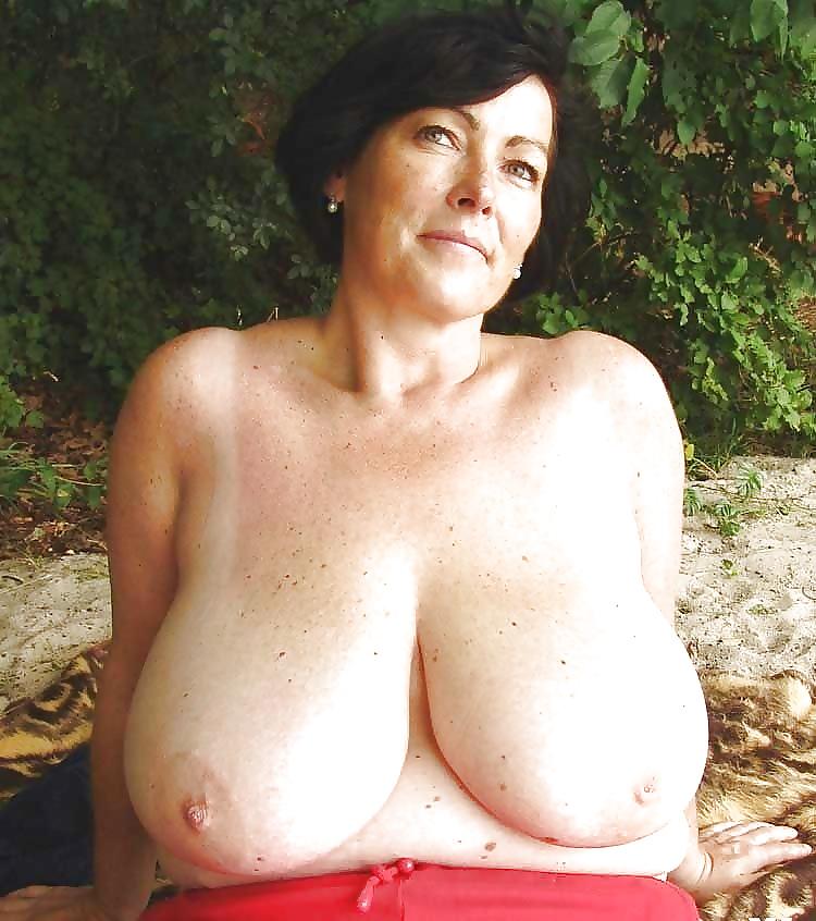 breasts Massive granny