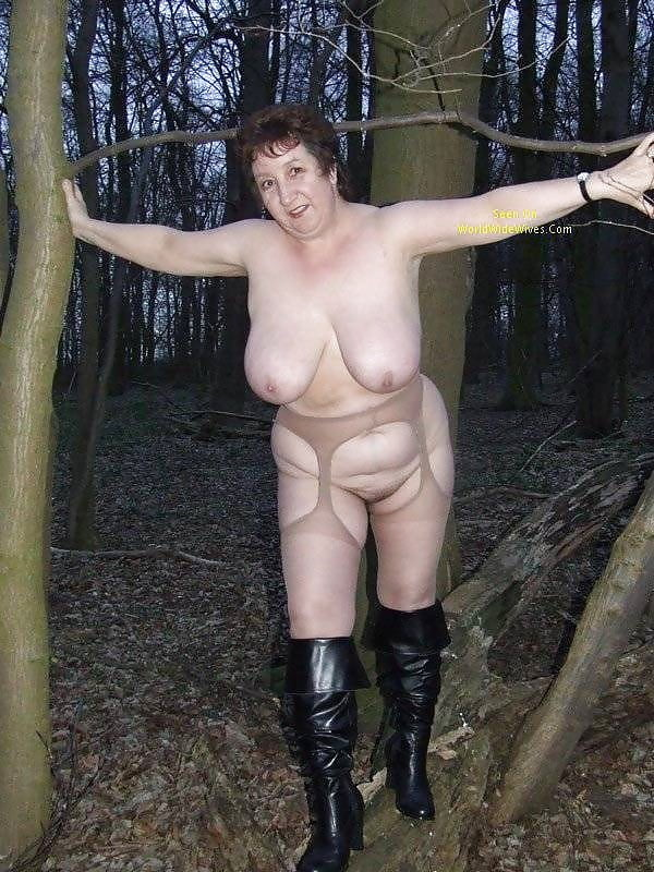 Mature british bbw porn-8614