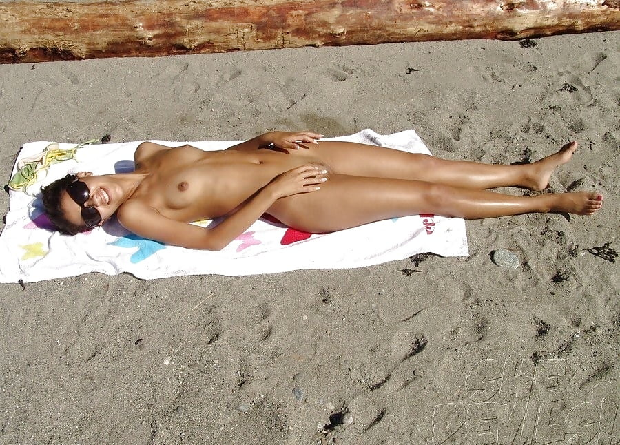 Nude Beach Eperience
