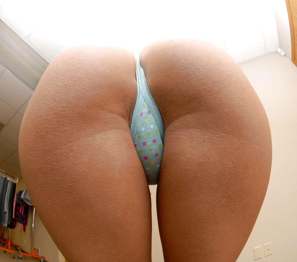 порно фото очень большая попка в трусиках - 9