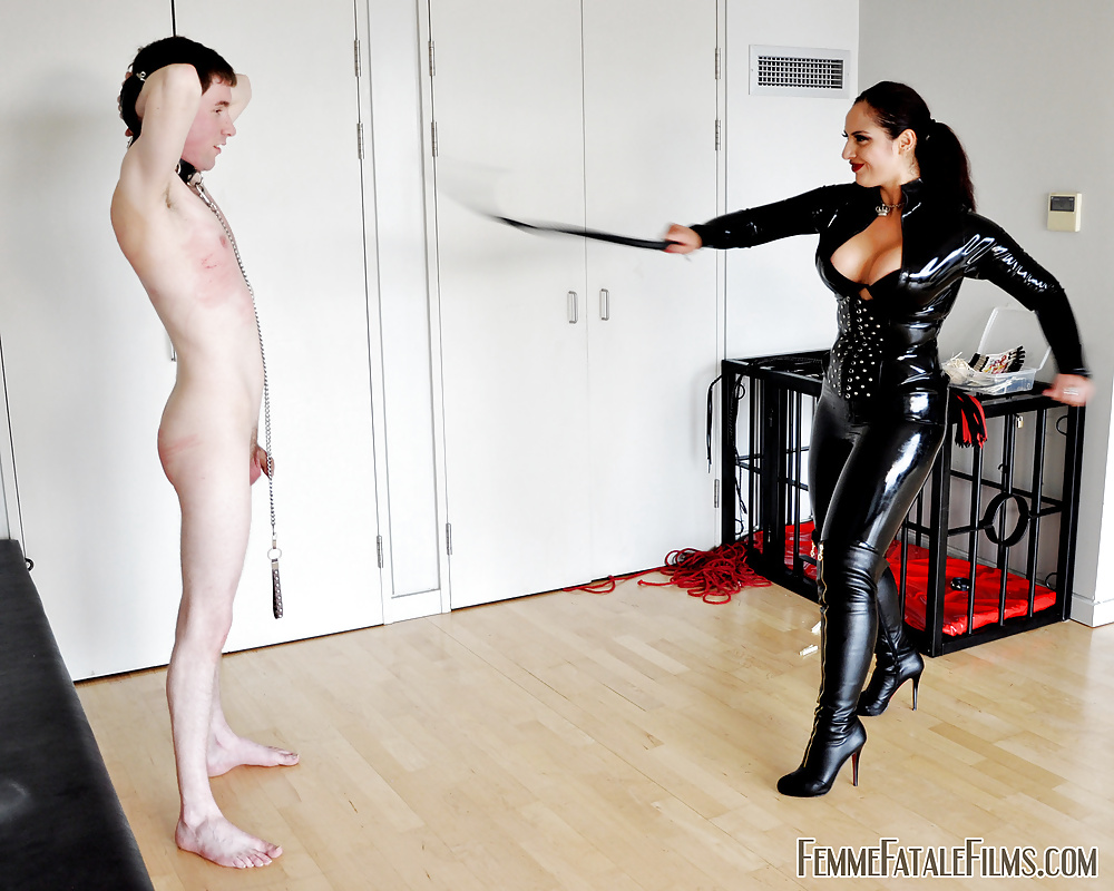 Out mistress spank me deep