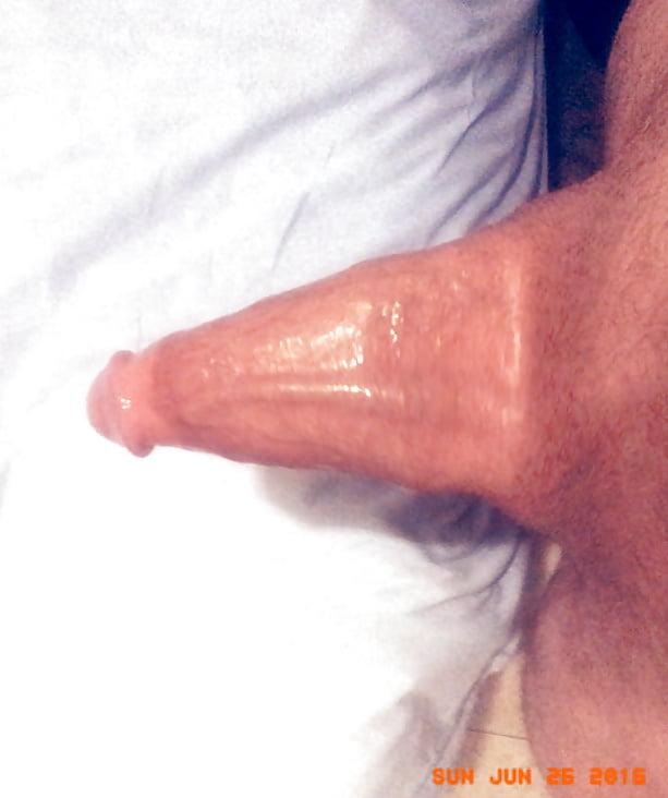 Shaped dildo cone