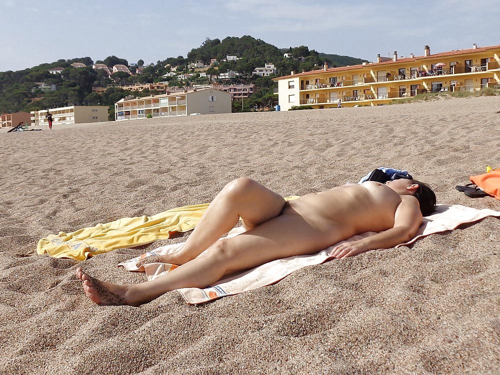 на общественном пляже с самотыком фото члена