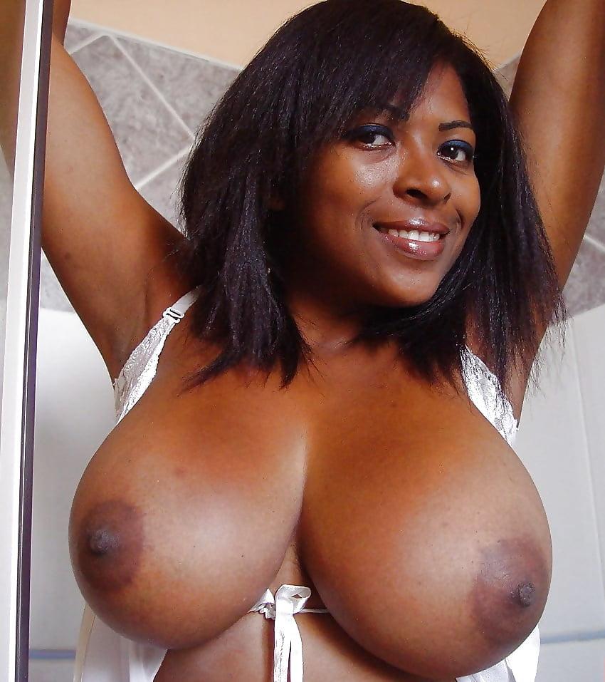 Ebony Big Boobs Amateur