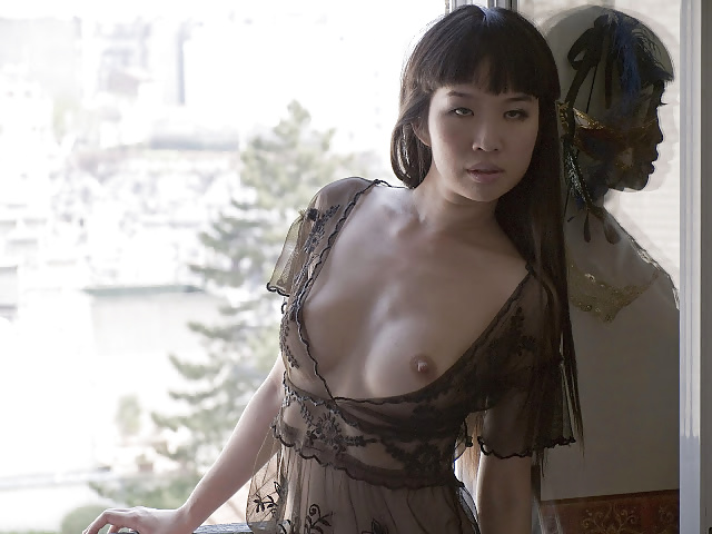 Asian girls with big nipples