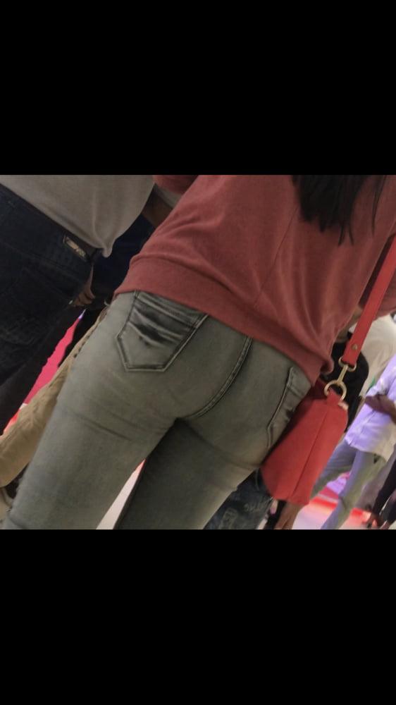 Beautiful young bbw ass