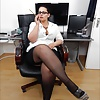 BBW SAMANTHA AS SEXY SECRETARY NEW
