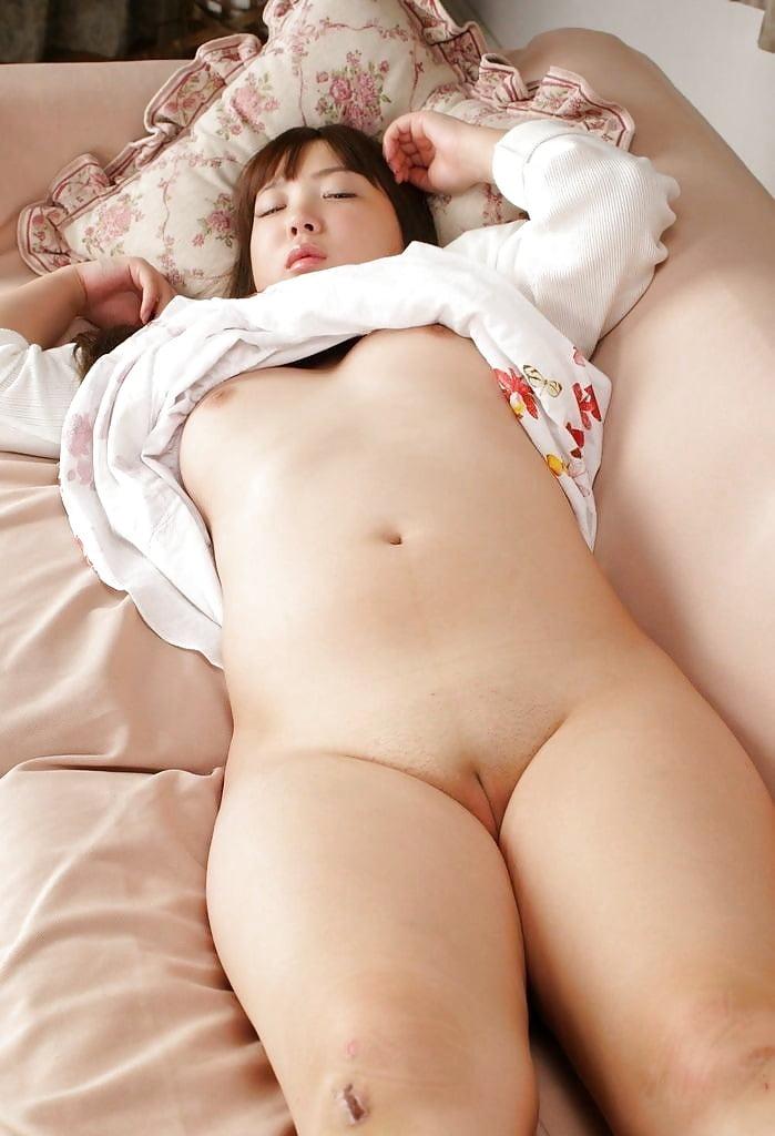 Cute chubby asian girl