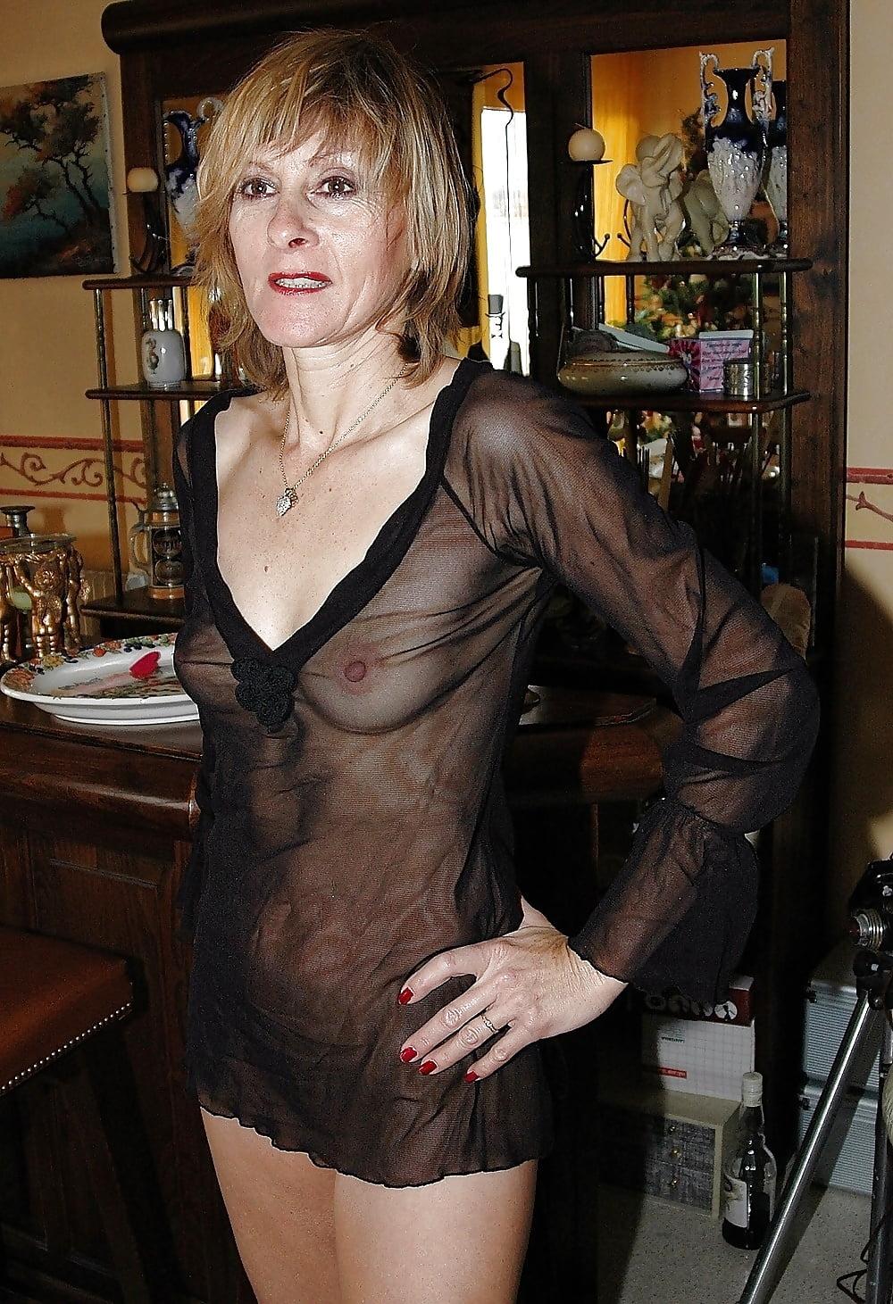 milf-see-through-black-dress